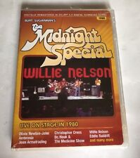 """Burt Sugarman's The Midnight Special - Live On Stage In 1980  """"NEW"""" RARE!"""