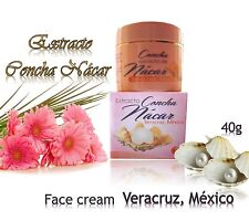 Original Crema Aclarante Concha Nacar Extracto Veracruz Perlop Mother of Pearl