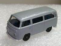 Wiking ( 315/2 )  - VW T2 Kombiwagen ,grau , T@P