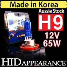 H9 Globes Bulbs Xenon HID Headlight 12V 65W Crystal White Vision Plasma High Low