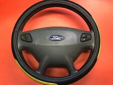 2001-2003 FORD TAURUS DRIVER AIR BAG STEERING WHEE WITH CRUISE USED!