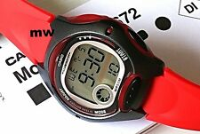Authentic Casio Ladies Kids Digital Alarm Dual Time Watch LW200 LW-200 LW-200-4A