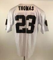 New Orleans Saints #23 Pierre Thomas NFL Jersey White Sz XL Adult