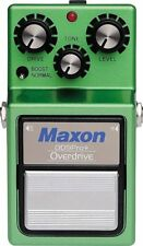 Maxon OD9 Pro Plus Overdrive Guitar Effects Pedal