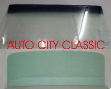 Windshield and Back Glass Chevelle GTO Cutlass Skylark Hardtop 1966 1967 Green