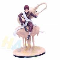 Anime Naruto Shippuden Gaara Statue Action Figure Kids Toys 22cm
