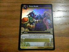 World of Warcraft Tcg: Paint Bomb Loot Card (Brand New)