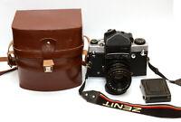 Serviced Kiev-6C TTL 6x6 Medium Format Film Camera w/ Vega-12B 90mm F2.8 Lens!
