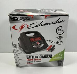 Schumacher SC1281, Battery Charger, Engine Starter