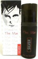 The Man Silver Milton Lloyd EDT 50ml Fragrance For Men - free P&P