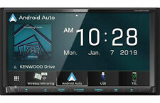 """Kenwood DDX8706S 6.95"""" DVD Touchscreen Receiver w/ Apple CarPlay & Android Auto"""