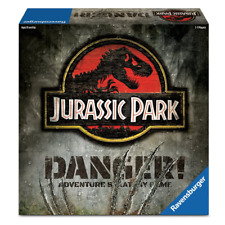 Ravensburger Jurassic Park Danger Adventure Strategy Game