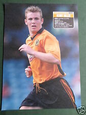 KENNY MILLER - WOLVERHAMPTON- 1 PAGE PICTURE - CLIPPING /CUTTING