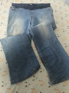 Maternity Jeans Blooming Marvellous Size 12