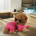 Pet Dog Clothes Jumpsuit Pajama Cotton Soft Puppy Cat Shirt Costumes Apparels