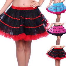 Markenlose Mini-Damenröcke aus Chiffon