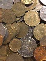 100 Gramm Restmünzen/Umlaufmünzen Kasachstan