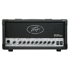 Peavey 6505 MH 20W Micro Head Tube Guitar Amplifier Head w/ 2-Channels 3-Band EQ