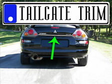 Mitsubishi ECLIPSE 00-02 03 2004 2005 Chrome Tailgate Trunk Trim Molding