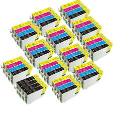 52 Ink cartridges for epson stylus S22 SX125 SX130 SX435W SX235W BX305FW Printer