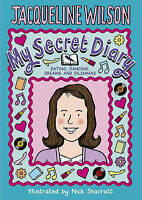 My Secret Diary by Jacqueline Wilson, Good Used Book (Hardcover) FREE & FAST Del