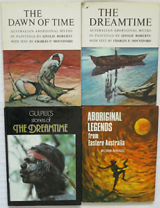Bulk Lot of Books [16 Titles] about Australian Aborigines ... 1960s to 1990s