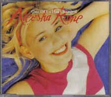 Aleesha Rome-One Of Us Has Changed cd maxi single