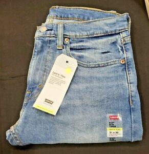 Levis 512 Slim Taper Flex Stretch Jeans 31X30