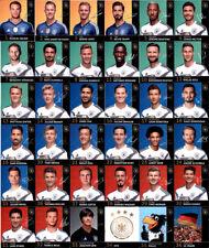 WM World Cup Russland 2018 REWE Sammelkarten - 1x Komplettsatz
