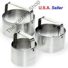 Biscuit Cutters 3 Piece Set  - Kitchen Tools & Gadgets (FREE SHIPPING)