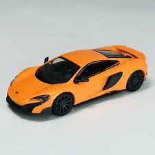 Minichamps 1/87 HO McLaren 675 LT Coupe (Orange) 870154421