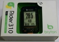 Bryton Rider 310 GPS Bicycle Computer 310T Bundle w/Cadence & Heartrate + Mount