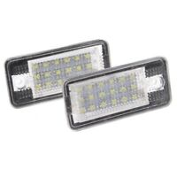 Light for Car,Led License Number Plate Light Fit Audi A3 A4 A6 A8 B6 B7 S3 Z3M4