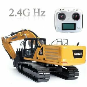 Huina K336GC RC Industrial Hydraulic Excavator 1/16