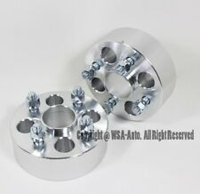 2 Pcs Wheel Spacers | 4X100 To 4X100 | 56.1 CB | 12X1.5 | 50MM 2 Inch For Honda
