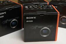 """Sony Alpha a6500 Mirrorless Digital Camera 2.95"""" LCD USA version full Warranty"""