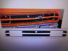 """Plymouth Duster tail panel Stripe duster decal 1971 Mopar """" 3M """""""