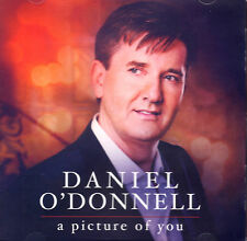 DANIEL O'DONNELL - A PICTURE OF YOU. .... CD