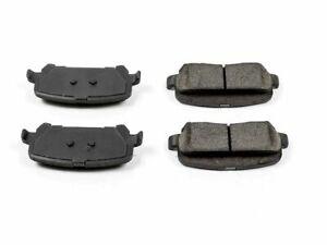 Rear Brake Pad Set 6CSH98 for GMC Canyon 2015 2016 2017 2018 2019 2020