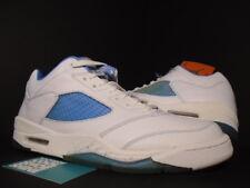 3a7bdae78630 2006 Nike Air Jordan V 5 Retro Low WHITE UNIVERSITY BLUE RED 314337-141 13