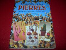 LE GRAND LIVRE DES PIERRES 1999  A. PENNASILICO  PEINDRE , GRAVER , ESTAMPER....