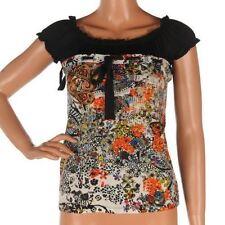 Waist Length Stretch Sleeve Formal Tops & Shirts for Women