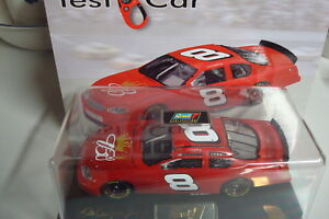 2003 Dale Earnhardt Jr  #8 Budweiser Test Car with Stopwatch Revell Diecast 1/24