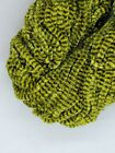 OLIVE - YELLOW VARIEGATED RAYON CHENILLE Fly & Jig Tying 5 Yds You Pick Size