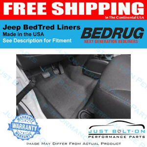 BedTred 97-06 Wrangler TJ/LJ Front 3Pc Floor w/ Center Console  BTTJ97F