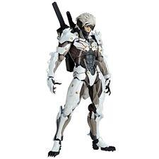 Revoltech Yamaguchi No.140EX METAL GEAR RISING REVENGEANCE RAIDEN White armor