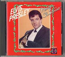 Elvis Presley 1984 Japan CD MERRY CHRISTMAS RPCD-16 Japanese