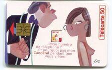 TELECARTE 50 CANDEREL