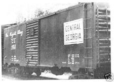 Funaro F&C 6810 CENTRAL GEORGIA  CofGa CG Pre Southern SOU Standard 1932 Boxcar