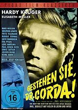 Gestehen Sie Dr. Corda * DVD Krimi Hardy Krüger Elisabeth Müller Pidax Neu Ovp